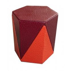 Boîte diagonale 6 pans